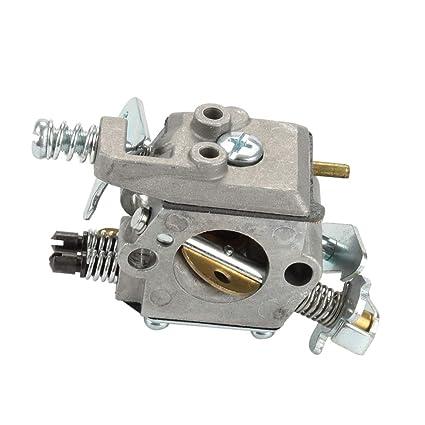 Carburetor Carb for Sears Craftman Poulan 2075c 20750c 2150 2150LE 2155  2175 2250 2350 2375 2450 Chainsaw Poulan # 530069703