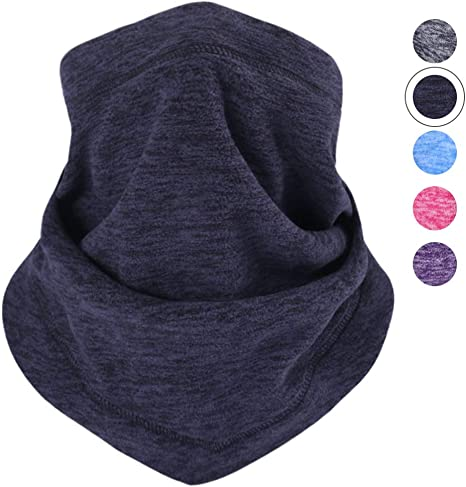 Face Soft Tube Scarf Windproof Winter Ski Neck Warmer Motorcycle Outdoor Sport