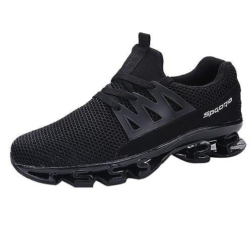 Zapatos Mujer Verano 2018 Sandalias Vestir Zapatillas De Deporte Casual para Hombre con Deslizamiento En La Pala Zapatillas Deportivas De Malla para Correr ...
