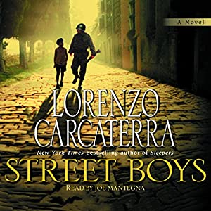 Street Boys Audiobook