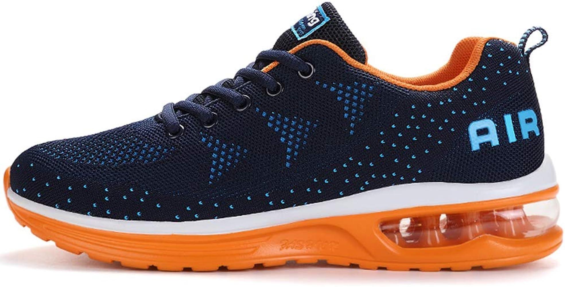Flarut Hombre Zapatos para Correr en Montaña y Asfalto Aire ...