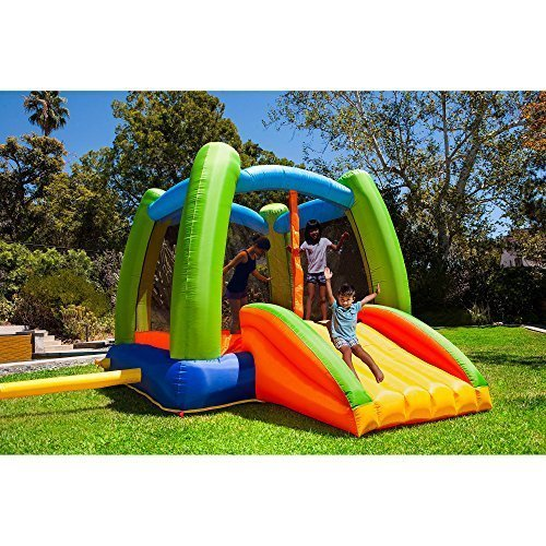 NEW Inflatable Playhouse Jump-O-Lene Bouncer by Sportspower