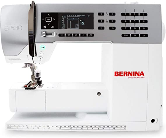 Bernina 530 Máquina de coser y acolchar: Amazon.es: Hogar
