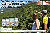 Uric Acid Relief Pack - Ayurvedic remedy by Planet Ayurveda - US seller