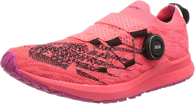 New Balance 1500 V6 Boa Wettkampfschuh Damen-Koralle, Pink, Running Zapatillas de competición para Mujer: Amazon.es: Zapatos y complementos