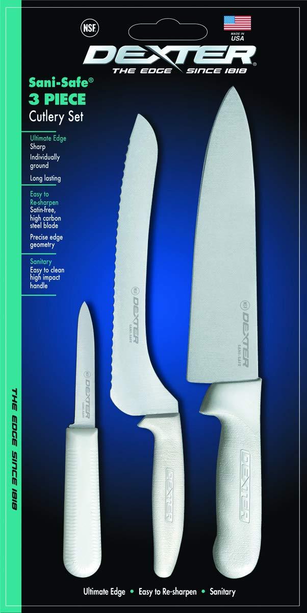 Dexter Outdoors 20503 3 Piece cutlery set