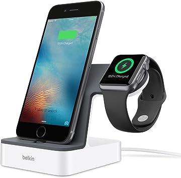 Belkin PowerHouse - Case de carga para Apple Watch y iPhone ...