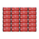 SureFire SF12-BB 123A 3-Volt CR123 Lithium Batteries - 24 Pack