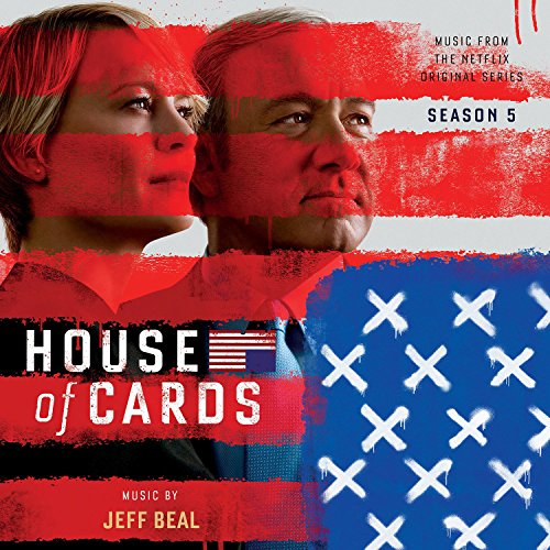 House Of Cards 5 - Music From the Netflix Original Series [2 CD] (House Music Cd)