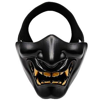 Gstrand Máscara De Halloween, Disfraz De Halloween Cosplay Al Aire Libre Diadema Mágica, Máscara