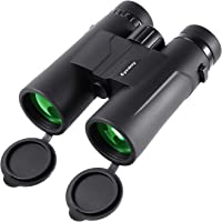 Eyeskey Eaglet HD 10x42 Binoculars for Hunting Travelling | Easy Focus | Twilight Vision | Bright & Clear Images