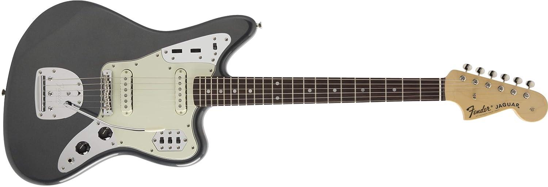 最終決算 Fender エレキギター MIJ Hybrid 60s Jaguar, エレキギター 60s Sherwood Green Jaguar, Metallic B07NPPJP65 チャコールフロストメタリック チャコールフロストメタリック, オーバーラップ:994ec02b --- demo.woxpedia.com