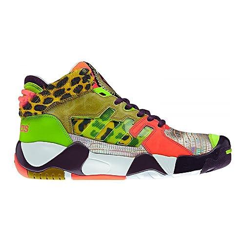 adidas obyo Jeremy Scott Zapatillas JS Streetball Ltd, Color Marrón, Talla EUR 44 2/3: Amazon.es: Zapatos y complementos