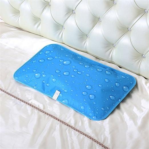 LL-COEUR- Almohada de refrigeración de verano para hielo ...