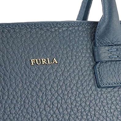 9506ccbc0439 Amazon | FURLA フルラ CAPRICCIO M TOTE トートバッグ ダークブルー BHE5 [並行輸入品] | Furla(フルラ)  | トートバッグ