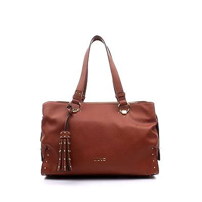 324680eec442 Liu Jo Shopping Etampes Sac à main porté épaule 37 cm  Amazon.fr ...