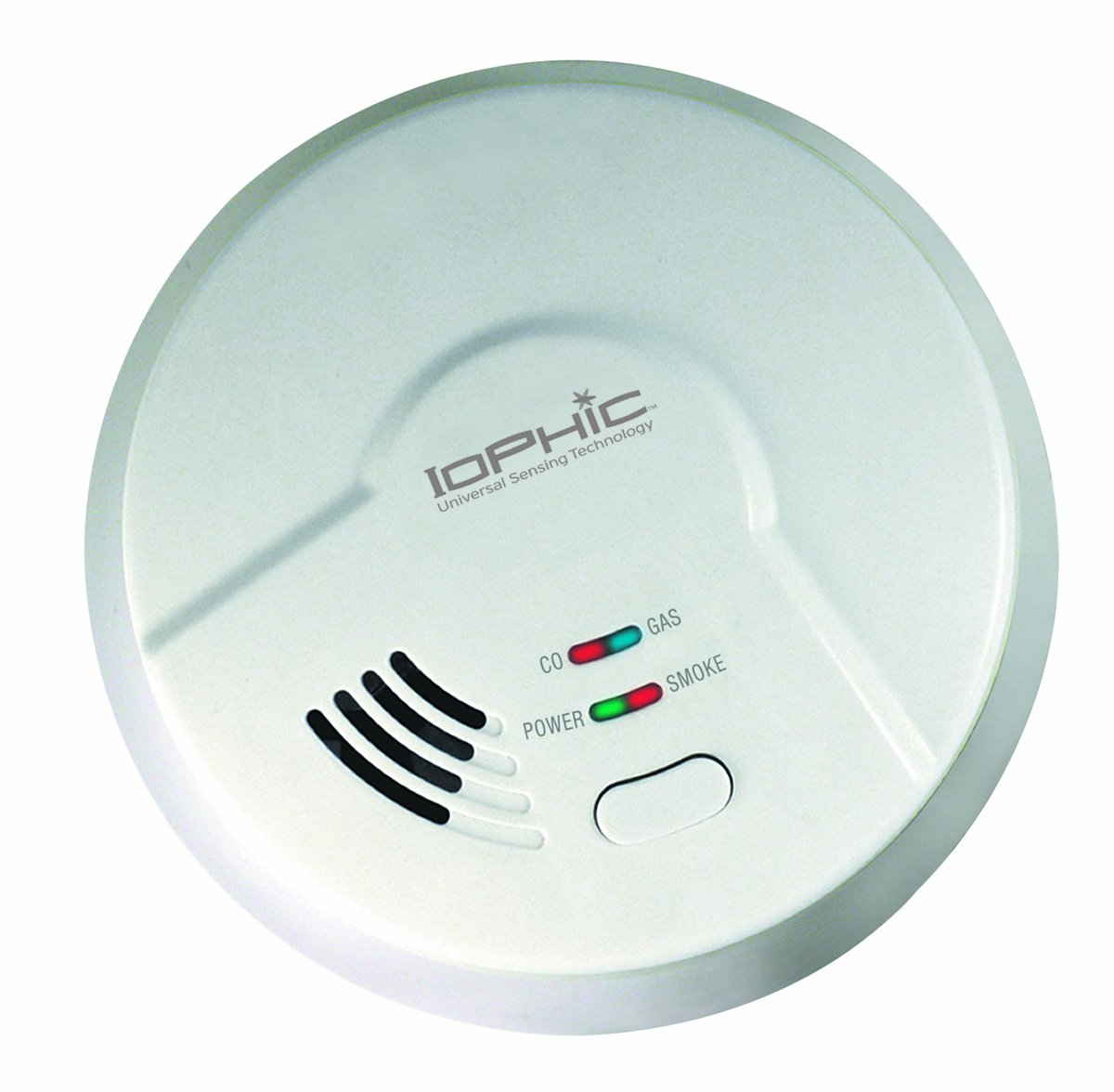 USI Electric MDSCN111 4-in-1 Universal Smoke Sensing Technology Hardwired  Smart Alarm - Combination Smoke Carbon Monoxide Detectors - Amazon.com