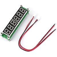 0,1 MHz ~ 65 MHz 6 LEDs Luz