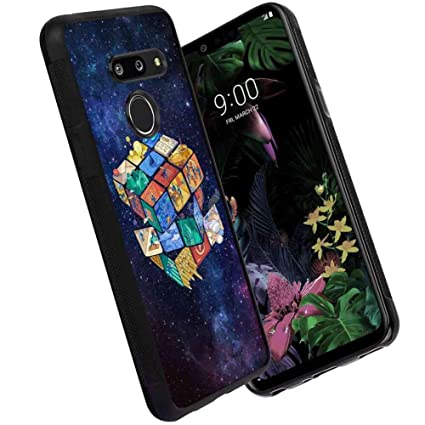 Amazon.com: Rubik Cube Case for LG G8 ThinQ 6.1 Inch