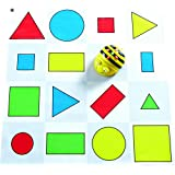 Bee Bot Mat-Shapes, Colour and Size