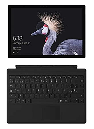 Microsoft Surface Pro - Ordenador portátil 2 en 1, 12.3 (Intel Core