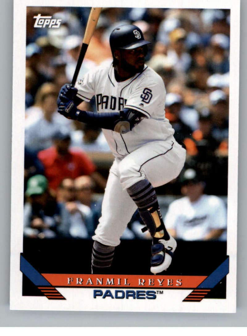 2014 Bowman Chrome Prospects #BCP13 Franmil Reyes Pre-Rookie Baseball Card 1st Bowman Chrome Card