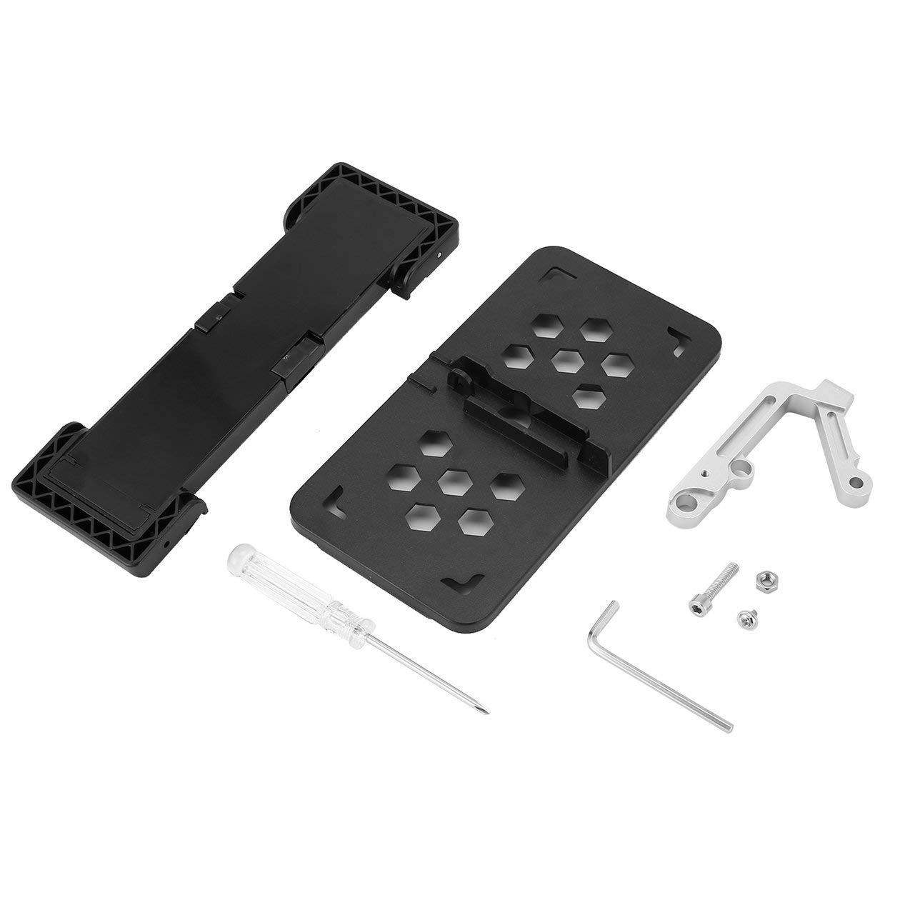 Para DJI MAVIC PRO/Air RC Drone Quadcopter Transmisor Controlador remoto Monitor Pad Smartphone Tablet Soporte Soporte Adaptador (color: negro): Amazon.es: Bebé
