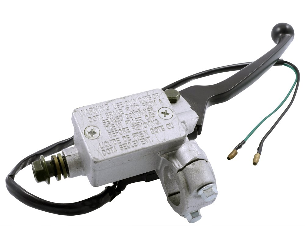 Maî tre-cylindre de frein/ré servoir hydraulique droit - Baotian-BT125T-8B 2EXTREME 2902201