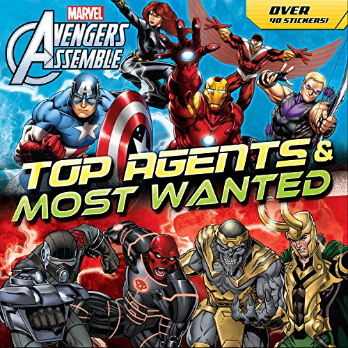 Avengers Top Agents & Most Wanted (Marvel Avengers Assemble)