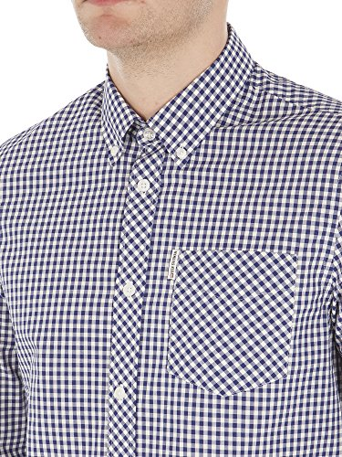 Ben Sherman - Chemise casual - Col Boutonné - Homme