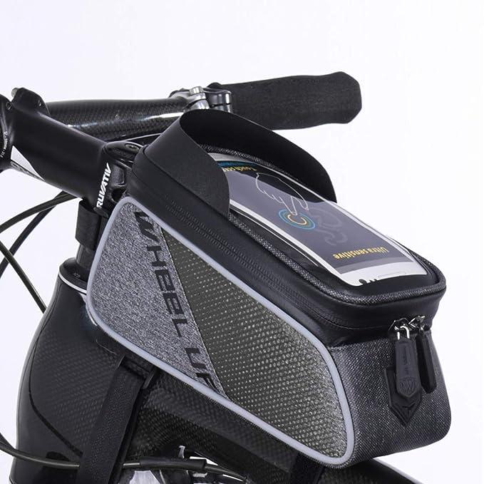 2 opinioni per Borsa per telaio bici, Supporto per telefono per bicicletta, XPhonew Ciclismo