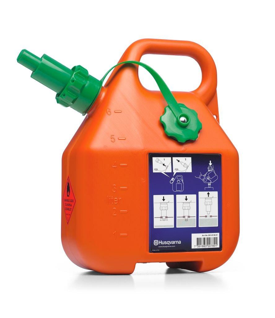 ハスクバーナ ポリ容器 燃料缶 505698001