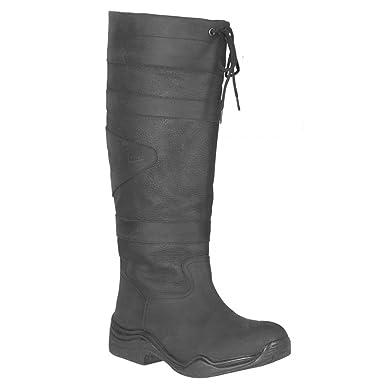 888317f11 Toggi Women's Canyon Long Leather Boot-Chocolate: Amazon.co.uk ...
