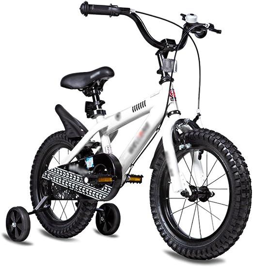 FEIFEI Tamaño de la bicicleta para niños Opcional 12 pulgadas 14 ...