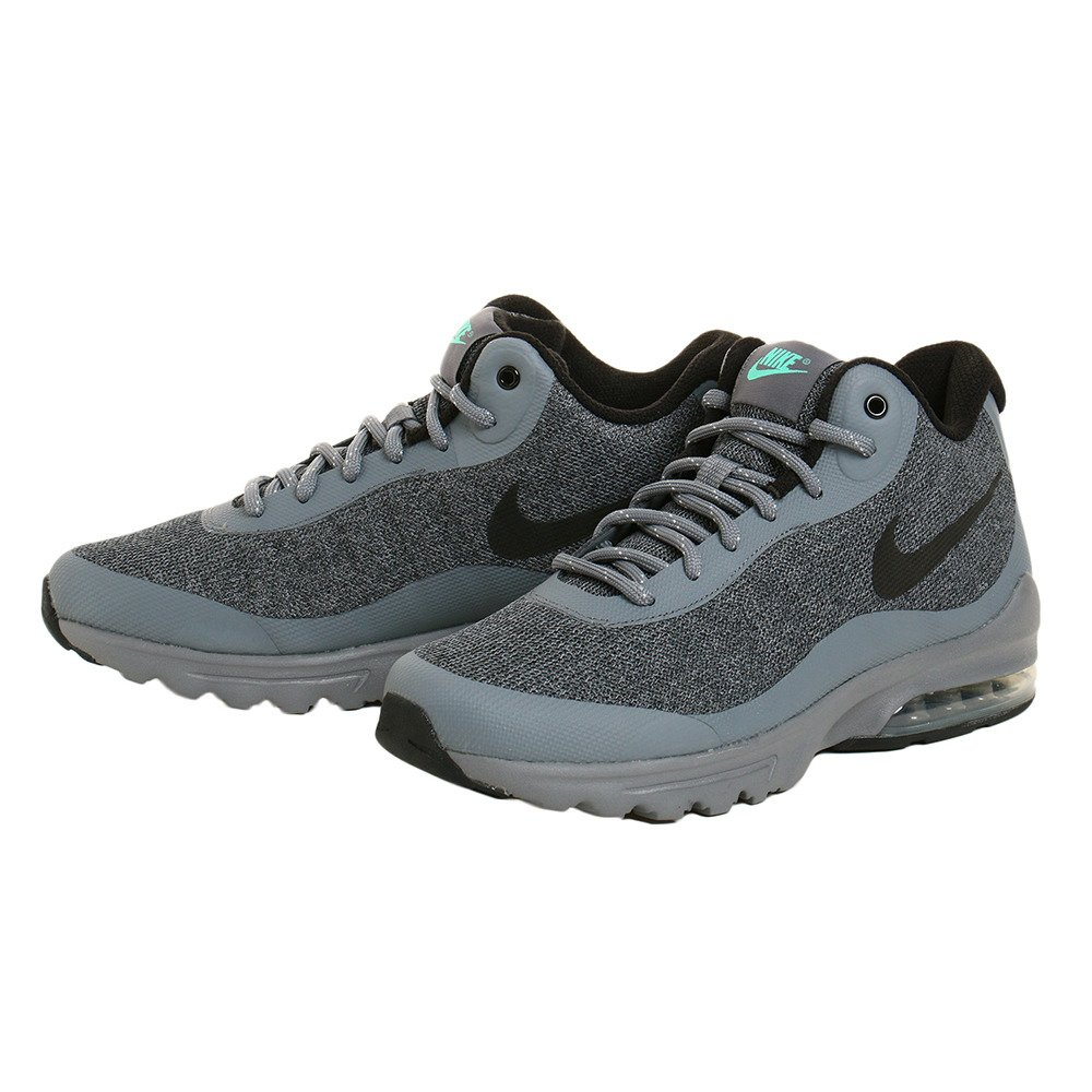Nike 858654-001, Zapatillas de Trail Running para Hombre 44.5 EU|Gris / (Cool Grey / Black / Green Glow)