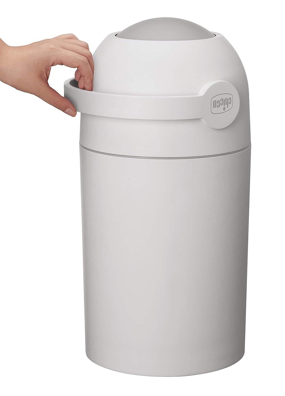 Cubo para pa/ñales Chicco 00009481400000 Odour color gris