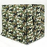 SMONTER Dog Kennel Covers / Dog Crate Cover (42-Inch, Green)