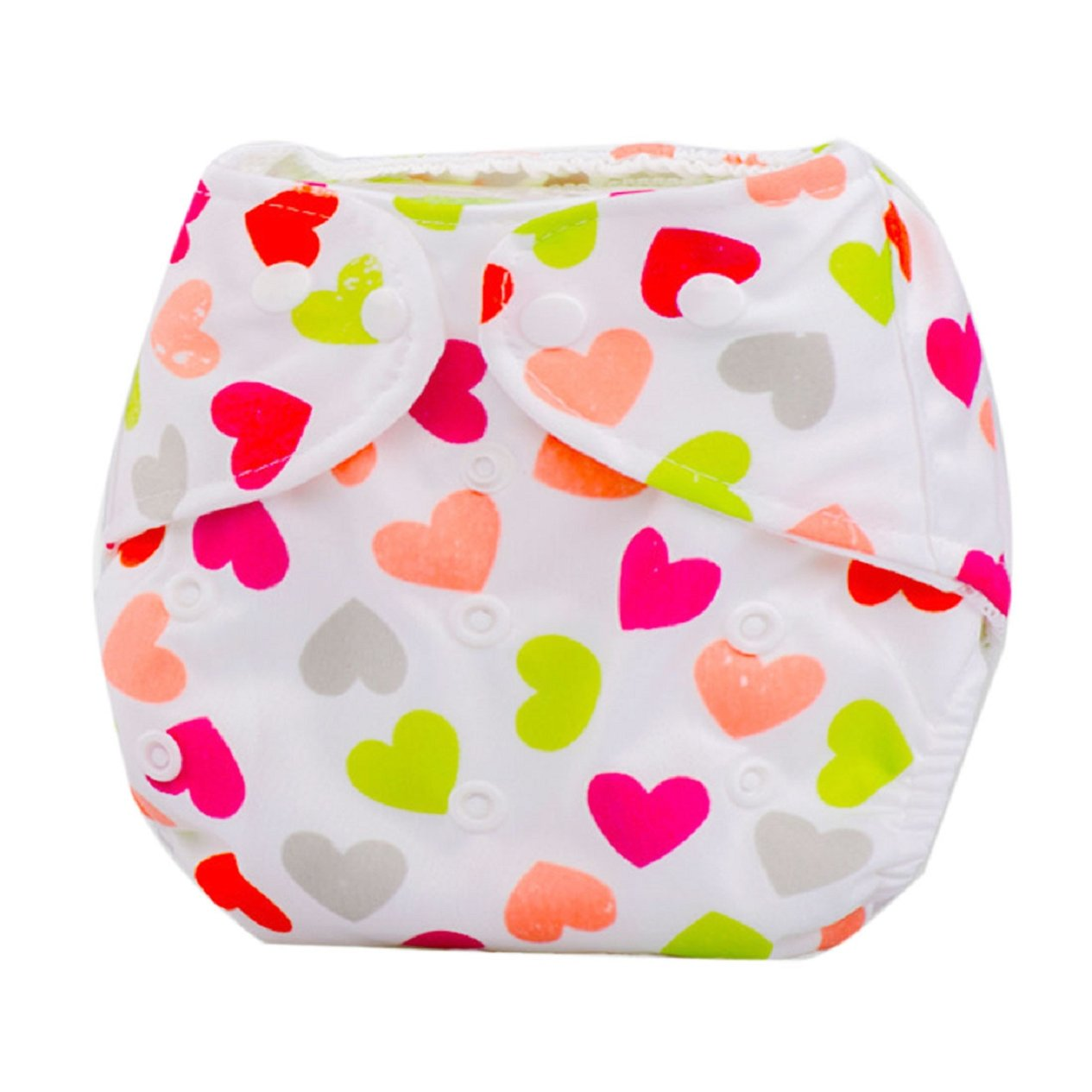 Malloom 2016 Newborn Baby Summer Adjustable Washable Ventilate Cloth Diaper C...