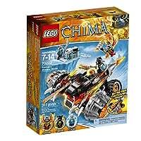 LEGO Chima Tormak's Shadow Blazer
