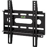 """Hama TV-Wandhalterung """"Ultraslim"""" für 48 - 94 cm Diagonale (19 - 37 Zoll), für max. 25 kg, VESA bis 200 x 200, schwarz"""