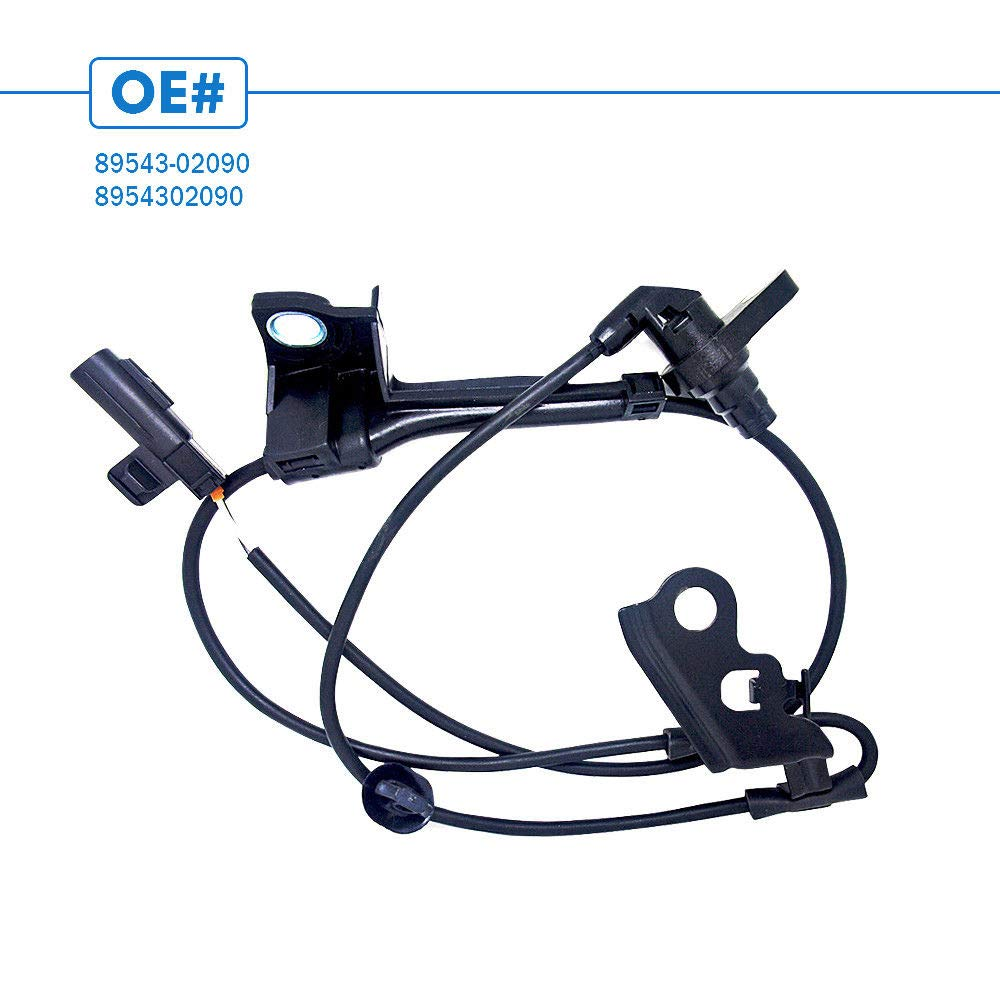 OE# 89543-02090 New ABS Wheel Speed Sensor fits Toyota Corolla Matrix 09-12