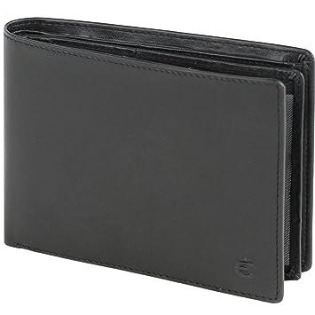 Esquire Logo Porte-monnaie cuir 12,5 cm noir  Amazon.fr  Bagages 0963e0e4ccd