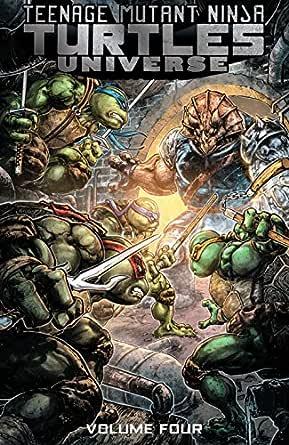 Teenage Mutant Ninja Turtles Universe Vol. 4: Home (English ...
