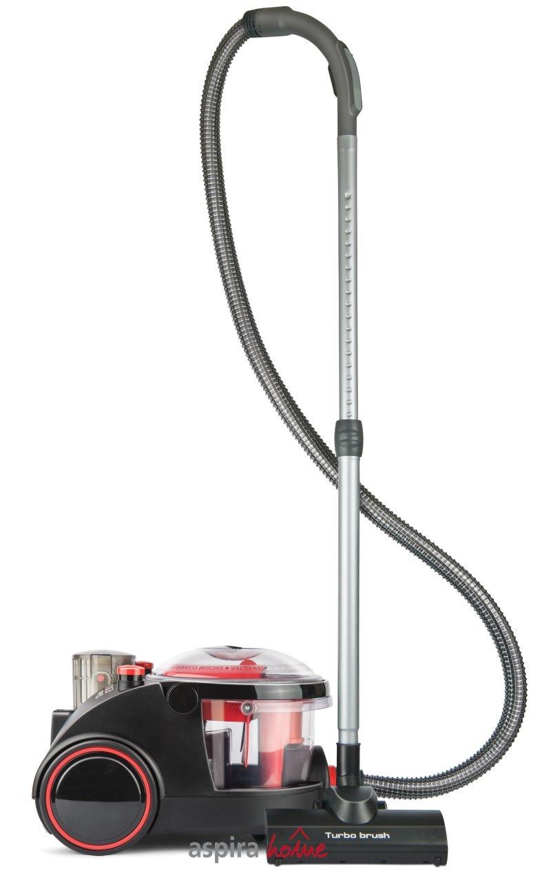 Arnica BORA 5000 Aspiradora con filtro de agua & HEPA - 2400 vatios (Rojo): Amazon.es: Hogar