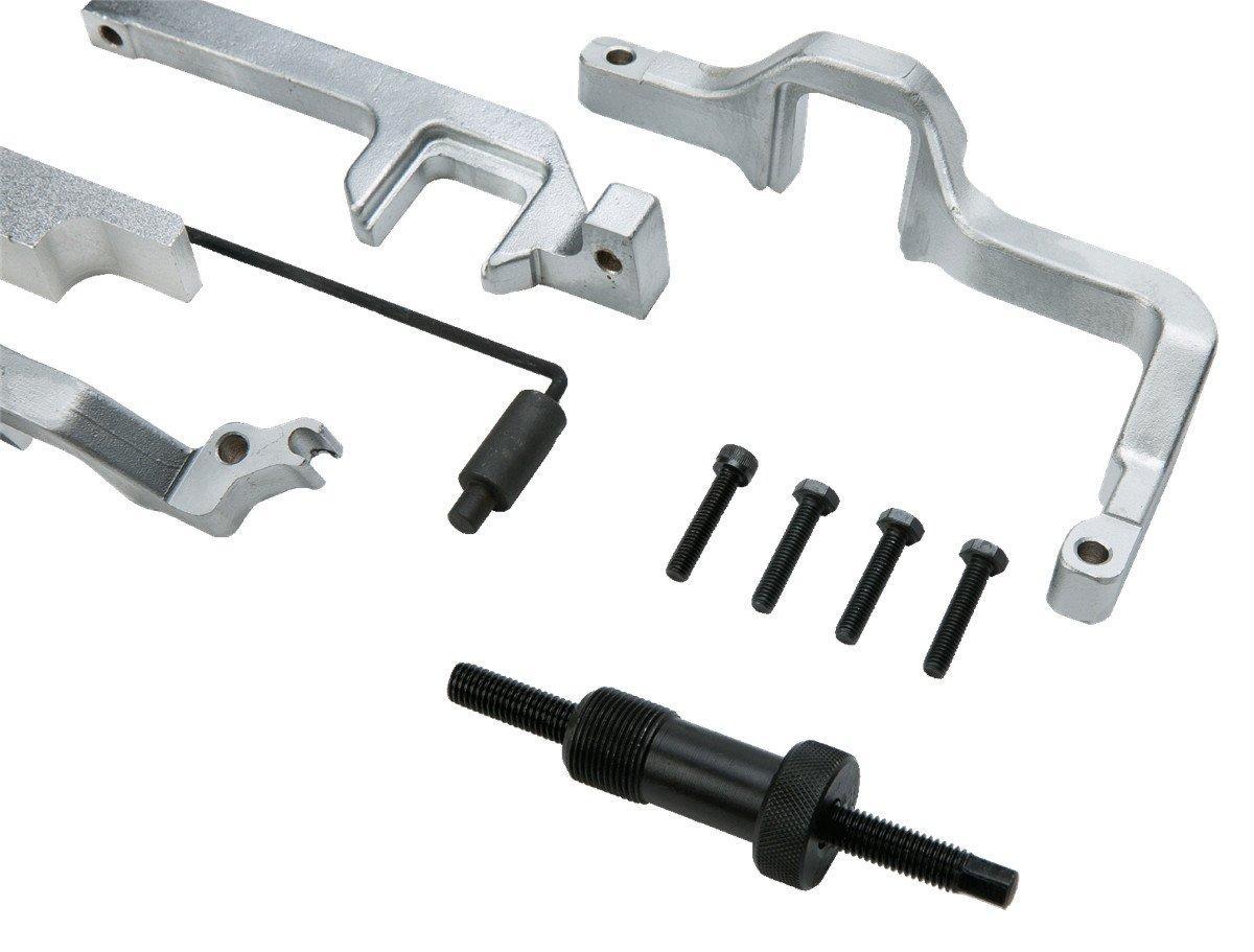 FreeTec Herramienta de bloqueo del árbol de levas tensor de cadena de herramienta para BMW, Mini, Citroen, Peugeot: Amazon.es: Coche y moto