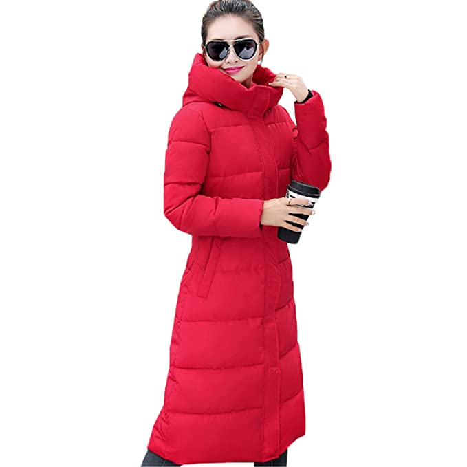 Amazon.com: Dapengzhu Fashion Winter Jacket Women New Print Thick Warm Female Jacket Cotton Coat Parkas Inverno Women Hooded Coat: Clothing