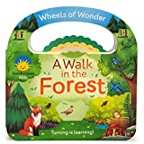 img - for Smithsonian Kids: A Walk in the Forest (Wheels of Wonder) book / textbook / text book