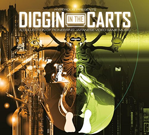 (DIGGIN IN THE CARTS - A COLLECTION OF PIONEERING JAPANESE VIDEO GAME MUSIC)