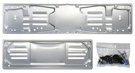 62 opinioni per Cora 000116008 Set Portatarga 99, Alluminio Anteriore e Posteriore con Kit