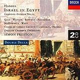 Handel: Israel in Egypt/Chandos Anthem No.10